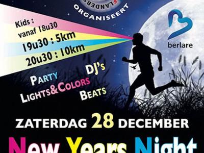 New Years Night Running Festival 2019