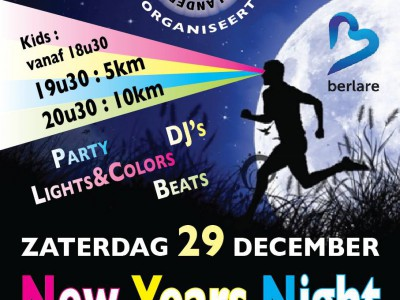 New Years Night Running Festival