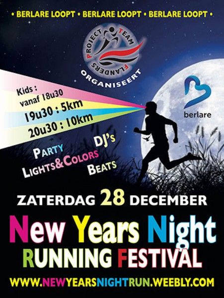 New Years Night Running Festival 2019