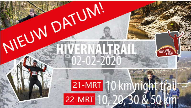 Hivernaltrail Spring edition 2020