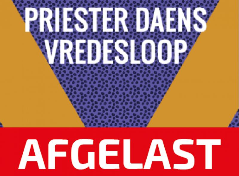 Priester Daens Vredesloop 2020
