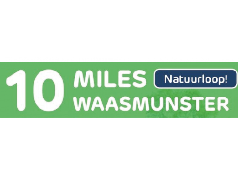 10 Miles van Waasmunster