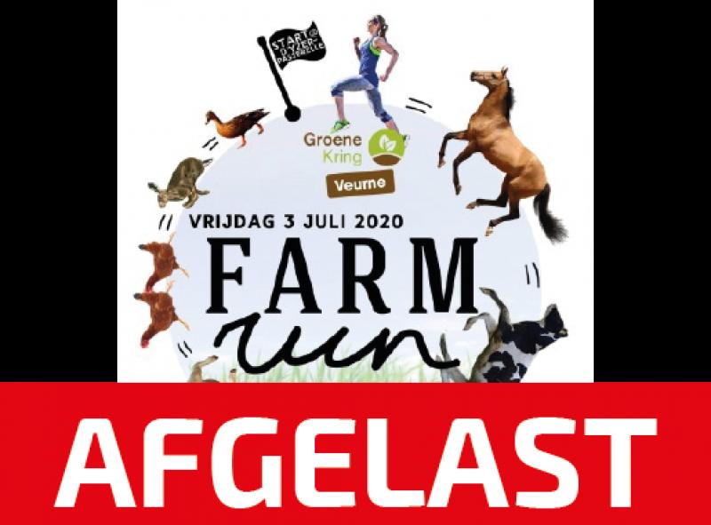 Farmrun Veurne 2020