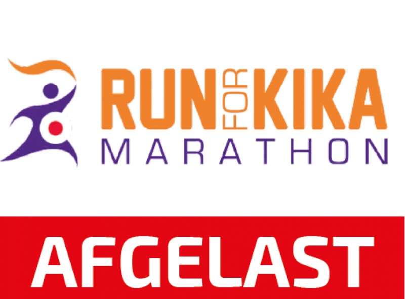Run for KiKa Marathon Veluwe