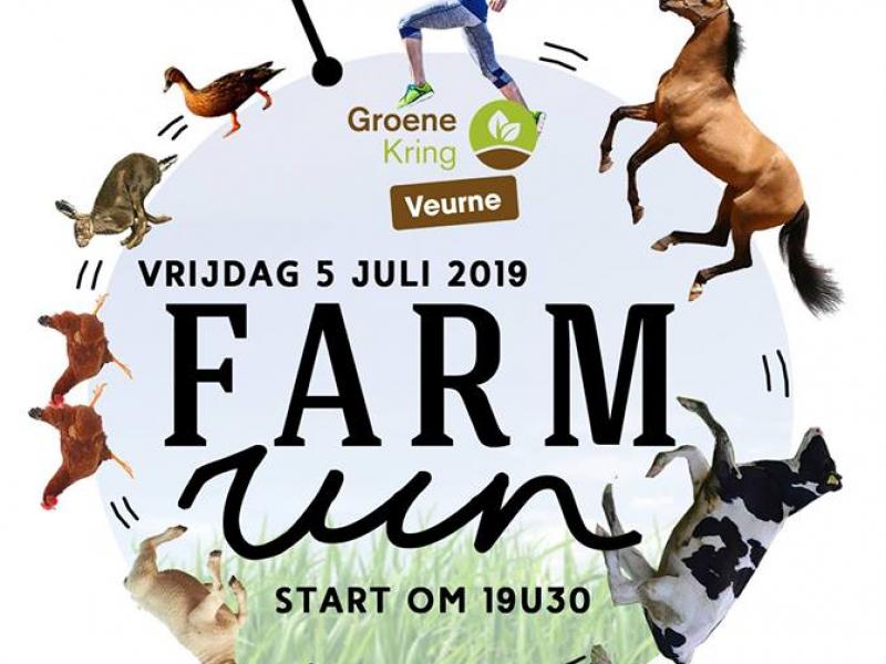 Farmrun Veurne
