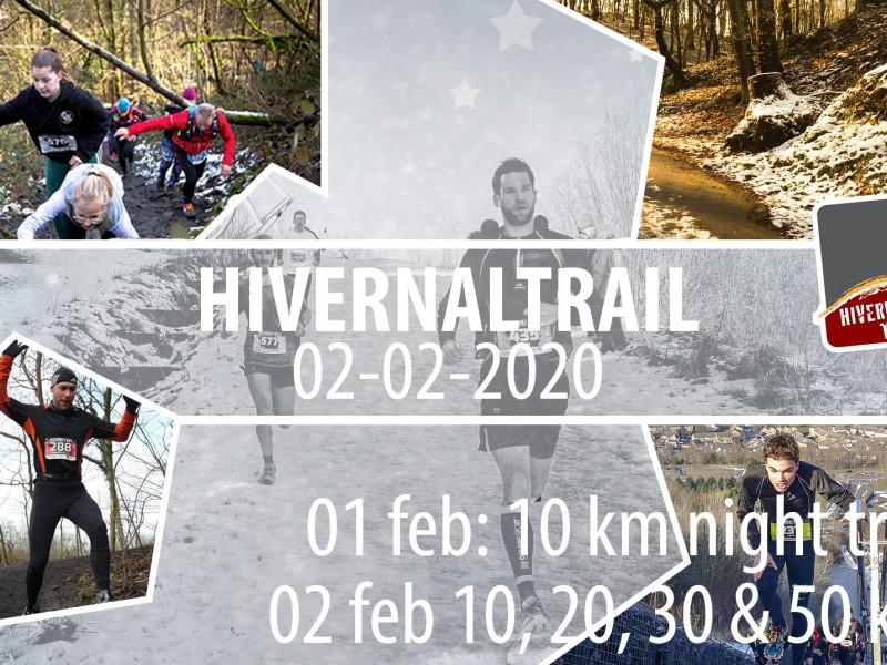 Hivernaltrail winterweekend 2020