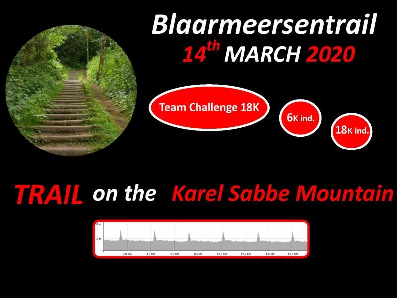 Blaarmeersentrail 2020