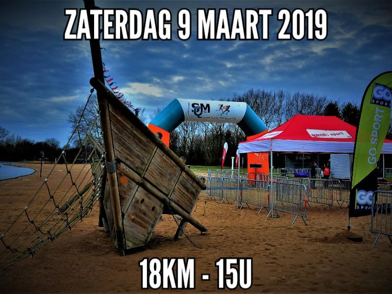 Blaarmeersentrail 2019