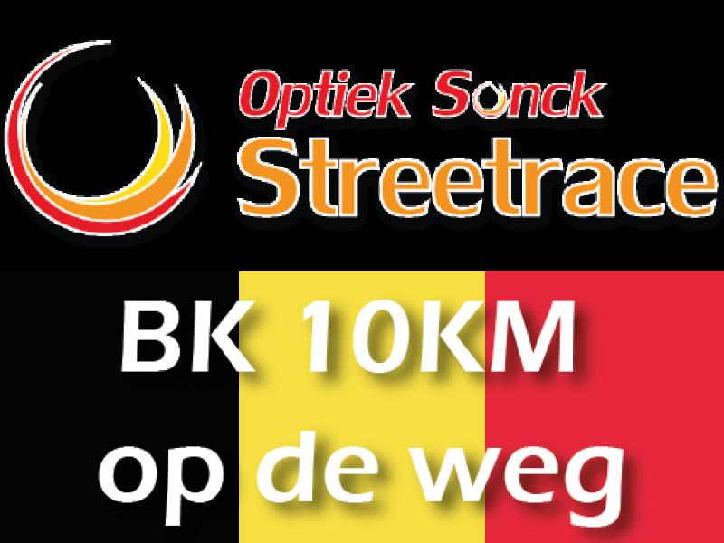 Optiek Sonck Streetrace & BK 10km op de weg