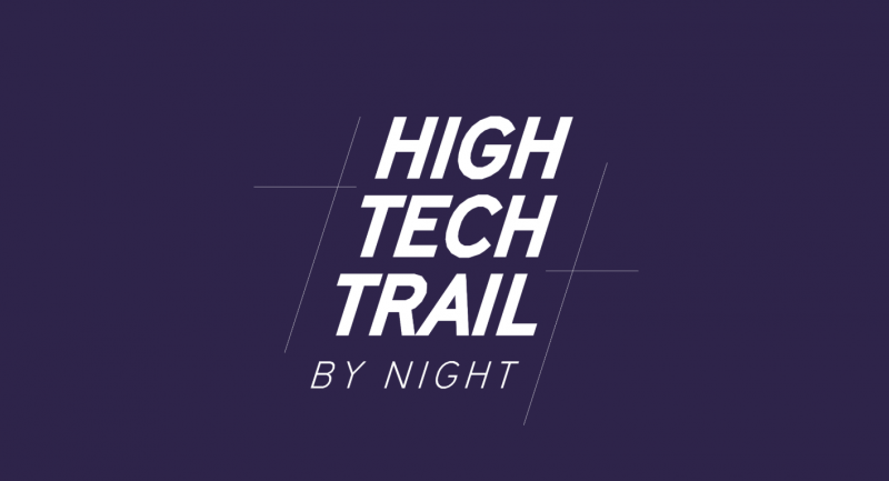 High Tech Trail Run By Night